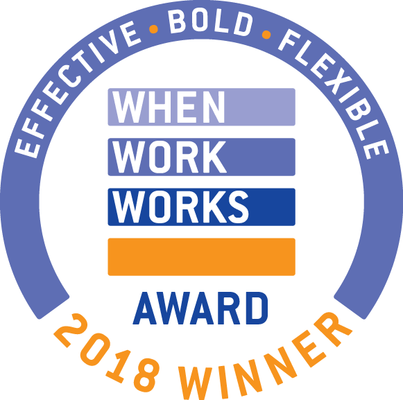 When Work Works Award Winner